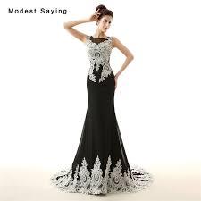 online get cheap black formal lace dresses for engagement