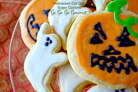 Halloween Cut Outs Sugar Cookie Cut Outs Halloween Cookies Post 1 Of 2 U2022 Go Go Go