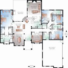 mediterranean style house plan 4 beds 3 5 baths 2901 sq ft plan
