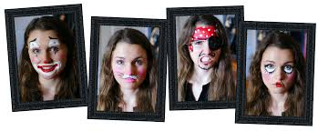 southern in law diy four easy halloween face painting tutorials