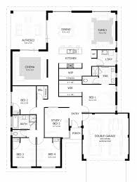 classic 6 floor plan charming four bedroom house floor plan ideas with designs houses