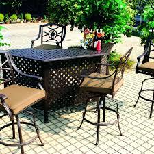 Black Cast Aluminum Patio Furniture Patio Ideas Cast Aluminum Patio Furniture Table Home Styles