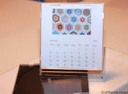 as seen on tv easy handmade calendar projects u2013 craftsanity u2013 a