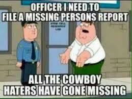 Cowboy Haters Meme - cowboys haters fans alike targets of nfl memes san antonio