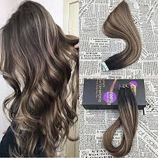 salt and pepper tape in hair extentions 18 best tape hair extensions images on pinterest ball dresses