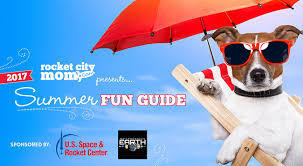 2017 summer activities and events for families in huntsville and