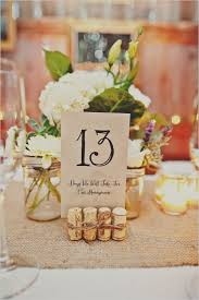 Rustic Table Centerpiece Ideas by Best 25 Rustic Table Numbers Ideas On Pinterest Wedding Table