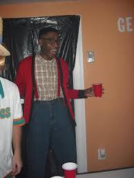 Lando Calrissian Halloween Costume Friend Dressed Steve Urkel Halloween Nailed Funny