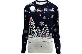 light it up sweater target best ugly christmas sweaters teen vogue