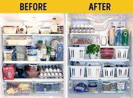 how to make your fridge look like a cabinet 16 great ideas for arranging things at home in perfect order oddmenot