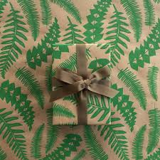 wrapping paper sale wrapping paper on sale fern gift wrapping paper screen