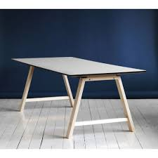 bykato extendable table skandium