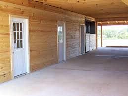 Metal Barn Homes Garage Natural Wood And Metal Barn Homes With White French Door
