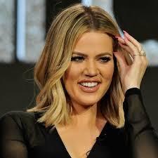 khloé kardashian debuts short lob 14 best khloe kardashian hair images on pinterest hair colours