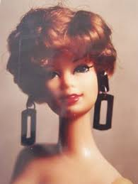 bubble cut hairstyle 2009 50th anniversary barbie with hair restyled by mikelman