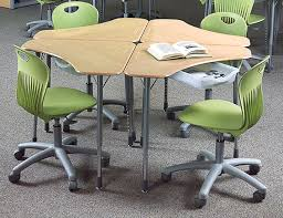 Individual Student Desks Rocking Chairs And Mobile Furniture For Healthy Movement Sensory