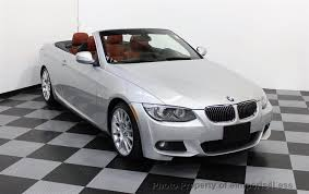 2012 bmw 3 series 328i 2012 used bmw 3 series certified 328i m sport convertible