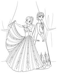18 frozen coloring images coloring books