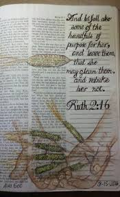 72 best ruth images on pinterest bible art bible journal and