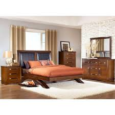 Mirrored Furniture Bedroom Set Java Bedroom Bed Dresser U0026 Mirror Queen Jv600 Bedroom