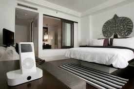 chambre moderne noir et blanc best chambre grise et blanc moderne pictures design trends 2017