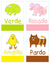 spanish for kids printables activities and vocabulary workbook