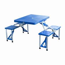 aluminum portable picnic table aluminum portable folding cing picnic table fresh amazon outsunny