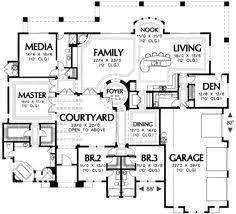 Mediterranean House Plans With Courtyard Plan 16359md Central Courtyard Courtyard House Plans Courtyard