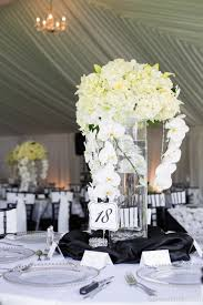 Vase Table Centerpiece Ideas Decorating Ideas Comely Picture Of White Wedding Design And