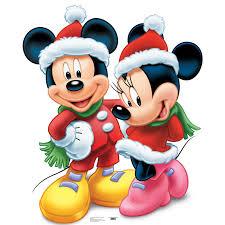 mickey mouse christmas card christmas lights decoration