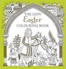 lion easter colouring book antonia jackson 9780745976907