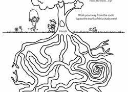 preschool mazes worksheets free printables education