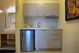 villa dinos chris boicos fine arts kitchenette in bedroom on level 1