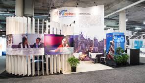 trade show booth design builders exhibit display rentals las breathtaking custom trade show booth design