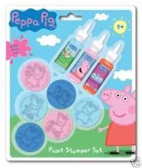peppa pig paint stamper amazon uk toys u0026 games