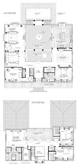 interior courtyard house plans 61 best courtyard houses plans images on