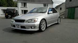 lexus altezza is200 mint toyota altezza rs200 not lexus is200 skyline twincam