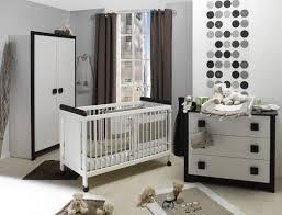 chambre pour bebe complete la chambre de bébé léo blanc et chocolat