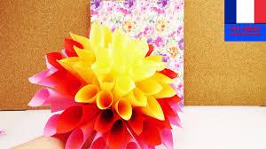 Ma Deco Comme Les Grands Super Grande Fleur En Papier Pour Une Décoration Printanière