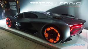 lamborghini car 2017 5 crazy facts about lamborghini u0027s outrageous electric supercar