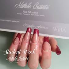 cours de base 4 jours nathalie costantini nail artist nail academy