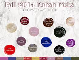 fall 2014 polish picks colors to watch for nski beauty