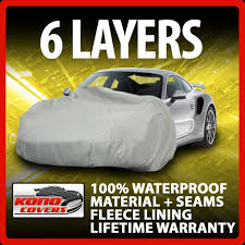 bmw 650i convertible 6 layer car cover 2006 2007 2008 2009 2010