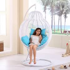 Swingasan Cushion by Furniture Best Double Swingasan Chair With Red Cushion For Garden
