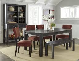 Furniture Ashley Furniture Bench Ashley Furniture Round Dining by Dining Tables Round Table That Seats 6 What Size Used Ashley