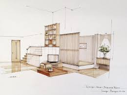 interior sketches risultati immagini per sketch interior grafic pinterest