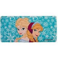 Disney Bath Rug Disney Frozen Bath Tub Shower Mat Slip Resistant Elsa