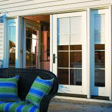 Pella Patio Doors Designer Series Hinged Patio Door Pella