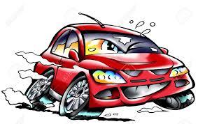 cartoon sports car race car cartoon group 36
