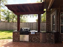 outdoor kitchens tomball houston spring the woodlands tx